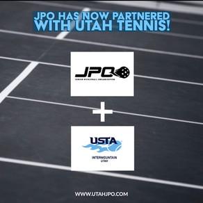 Utah Tennis Partners With JPO
