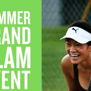 Tennis & Tutoring Grand Slam