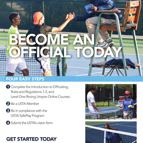 Become An Official