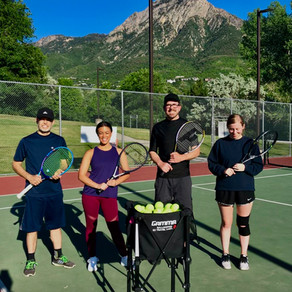 NEW TO TENNIS Adult Social Group!