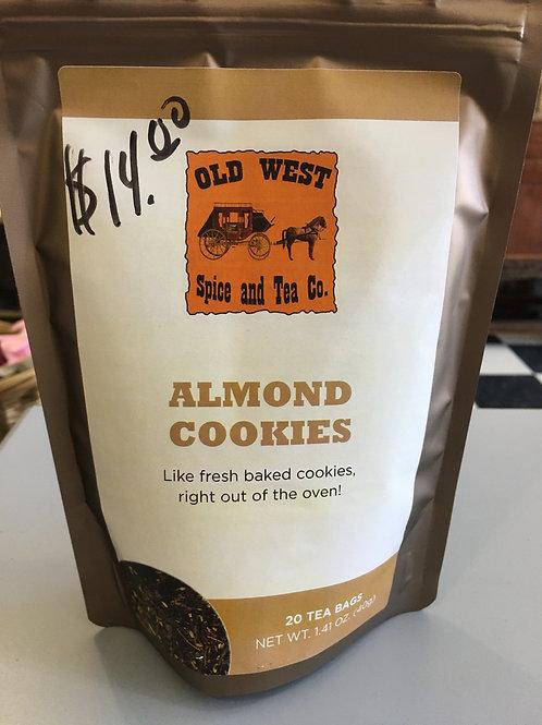 ALMOND COOKIES GREEN TEA