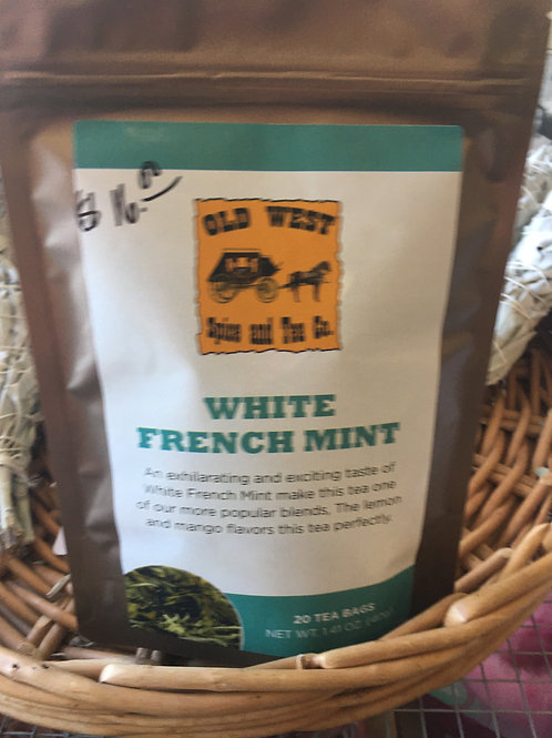 White French Mint