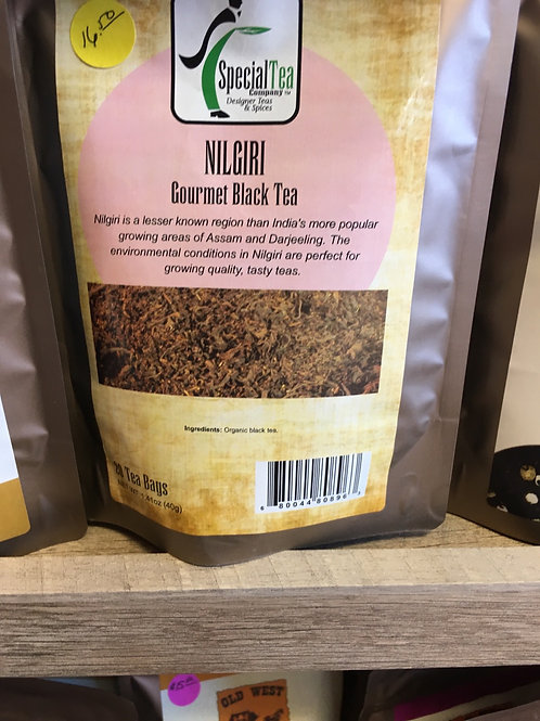 Nlgril Gourmet Black Tea