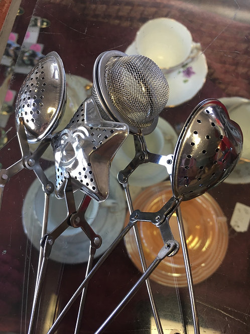 Long handled infusers
