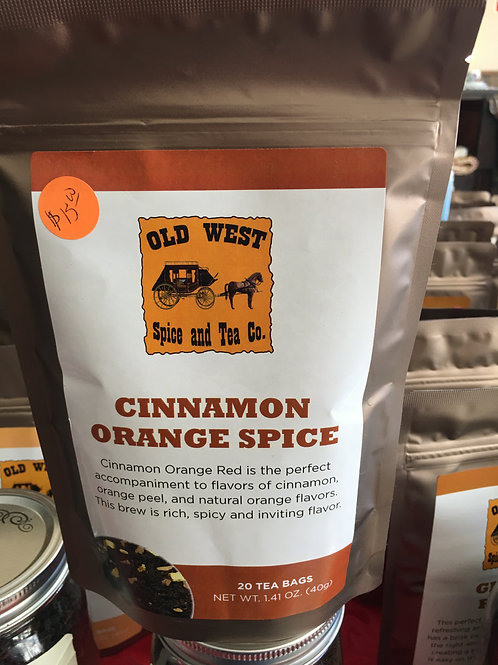Cinnamon Orange Spice