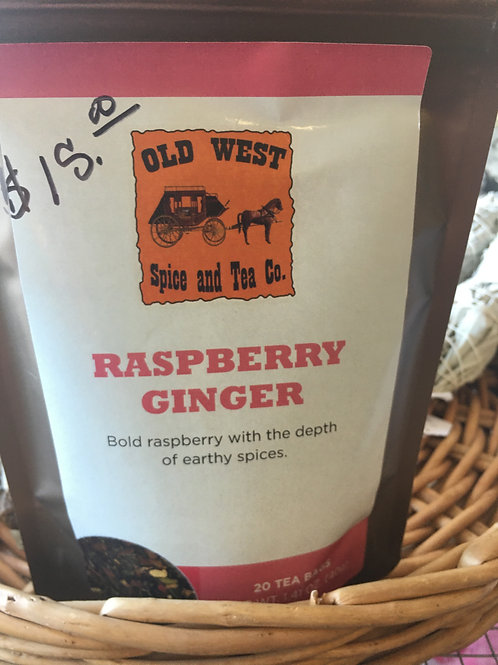 Raspberry Ginger