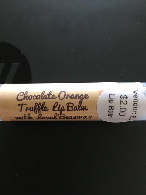 CHOCOLATE ORANGE TRUFFLE FLAVOR