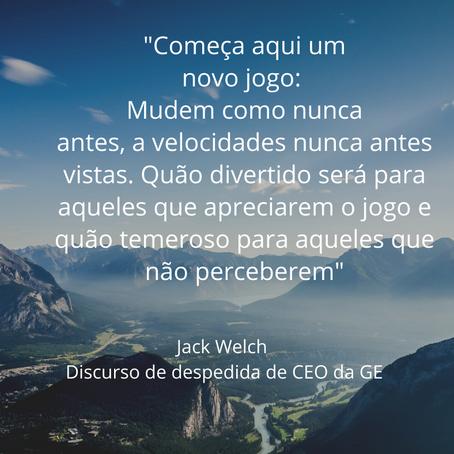 Liderar como Jack – O que eu aprendi com Jack Welch
