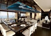 Yacht Ceiling