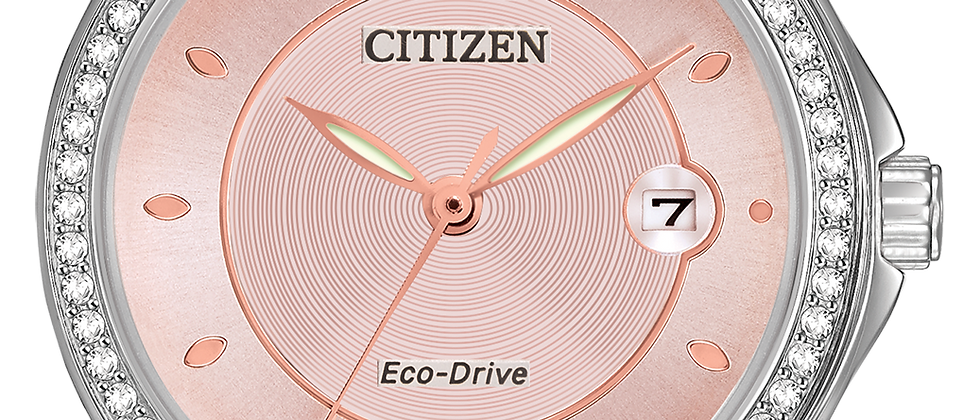 Citizen Silhouette Crystal FE1140-86X
