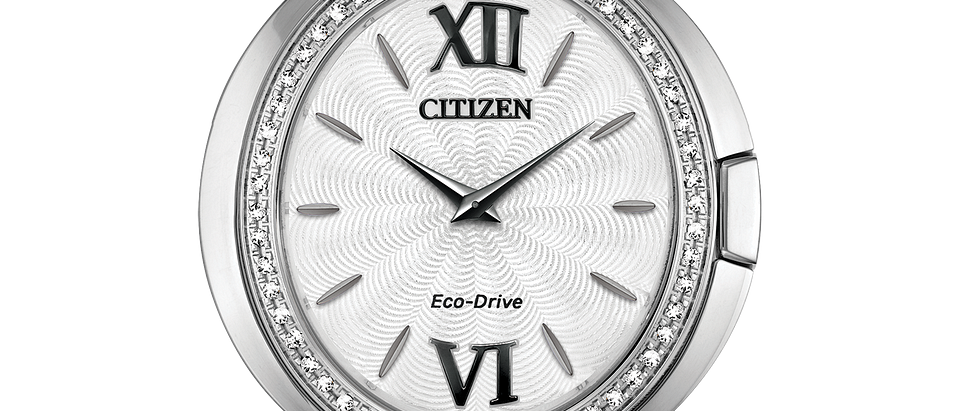 Citizen Eco-Drive Capella Stainless Steel EX1500-52A