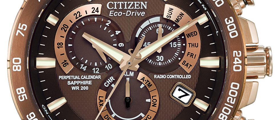 Citizen PCAT AT4106-52X Watch