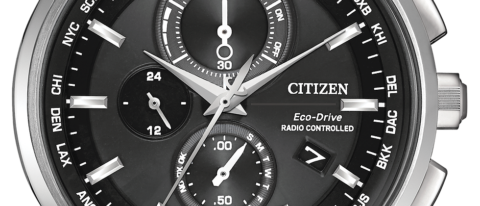 Citizen World Chronograph AT8110-53E