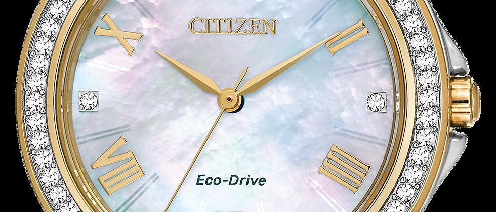 Ladies Citizen Eco Drive EM0234-59D