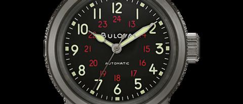 Bulova Hack Watch Automatic 98A255