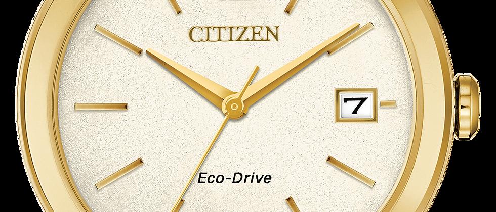 Ladies Citizen Eco Drive FE6142-08A