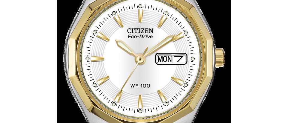 Citizen Eco-Drive Two Tone Corso EW3144-51A