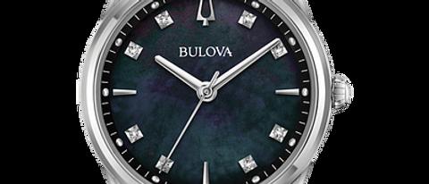 Bulova Sutton Stainless Steel 96P198