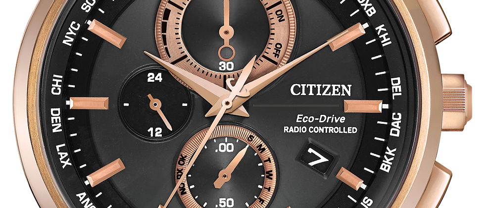 Citizen World Chronograph AT8116-57E Watch