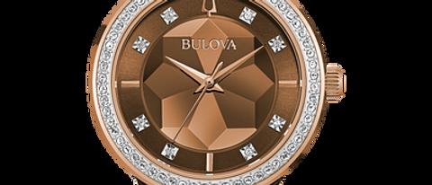 Bulova Phantom Rose-Tone 98L266