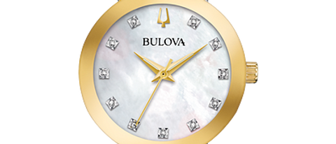 Bulova Futuro Mother of Pearl 98P180