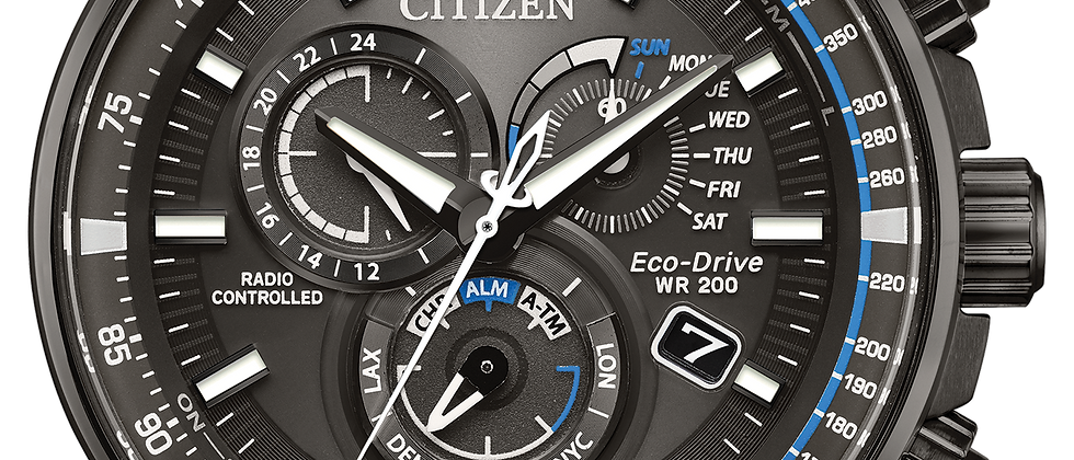 Citizen PCAT AT4127-52H Watch