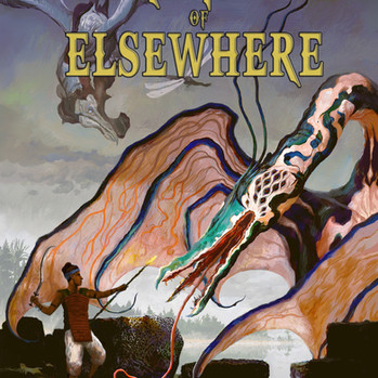 Dragons of Elsewhere is Here!