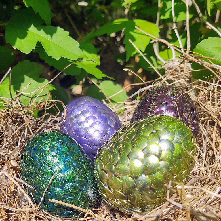 Adult Craft & Connect: Dragon Eggs