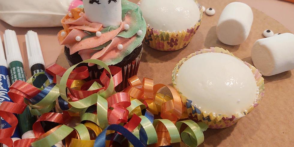 Bessemer Public Library: Unicorn Cupcake Challenge