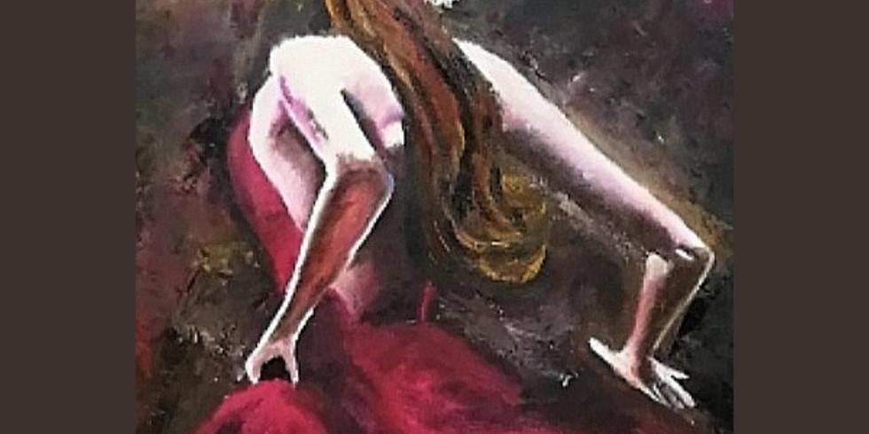 Мастер-класс по живописи маслом с нуля Интерьерная картина