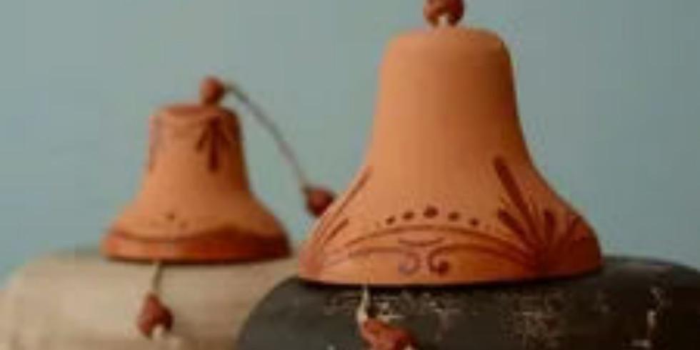 "Мастер-класс по керамике ""Колокольчик"""