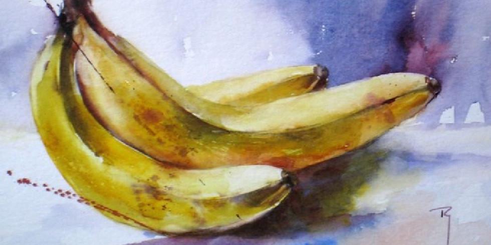 """""""Колибри"""" Мастер-класс для детей с 8 лет """"Бананы"""""""