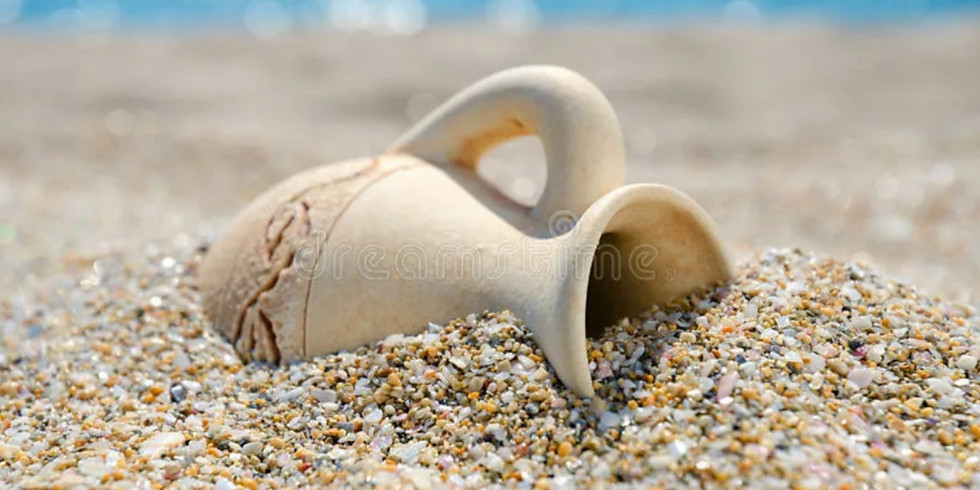 "Мастер-класс по керамике ""Кувшин на дне моря"""