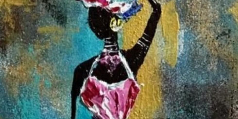 Мастер-класс по живописи маслом с нуля