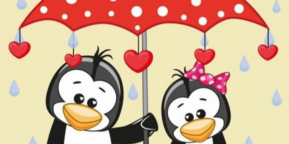"""Мастер-класс для детей с 5 лет """"Пингвины"""""""