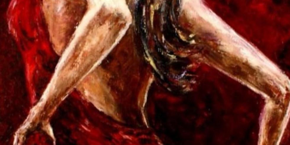 Мастер-класс по живописи маслом