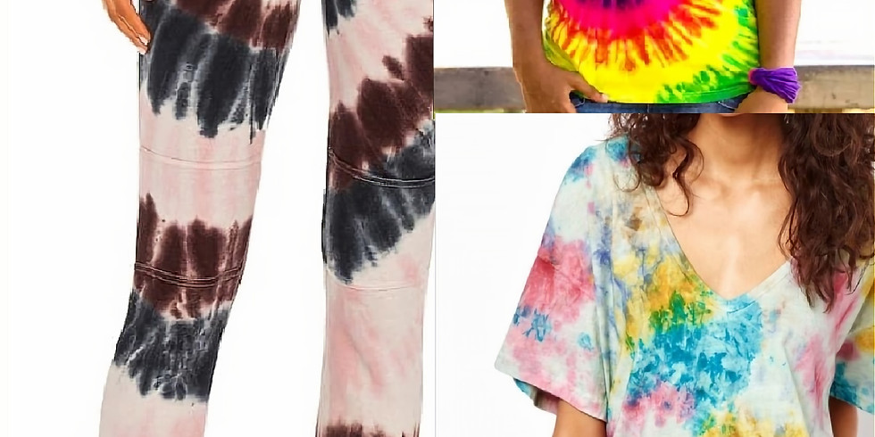 Роспись майки или брючек. Серия мастер-классов Модный гардероб а 2 часа.  (1)