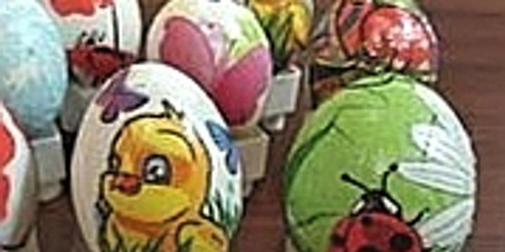 Мастер-класс для детей. Капанка. Роспись на сыром яйце (1)