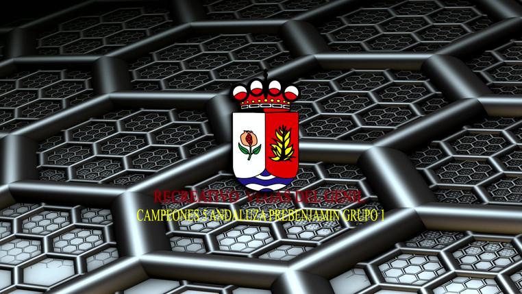 RECREATIVO VEGAS DEL GENIL PREBENJAMIN GRUPO 1 CAMPEONES 5 ANDALUZA