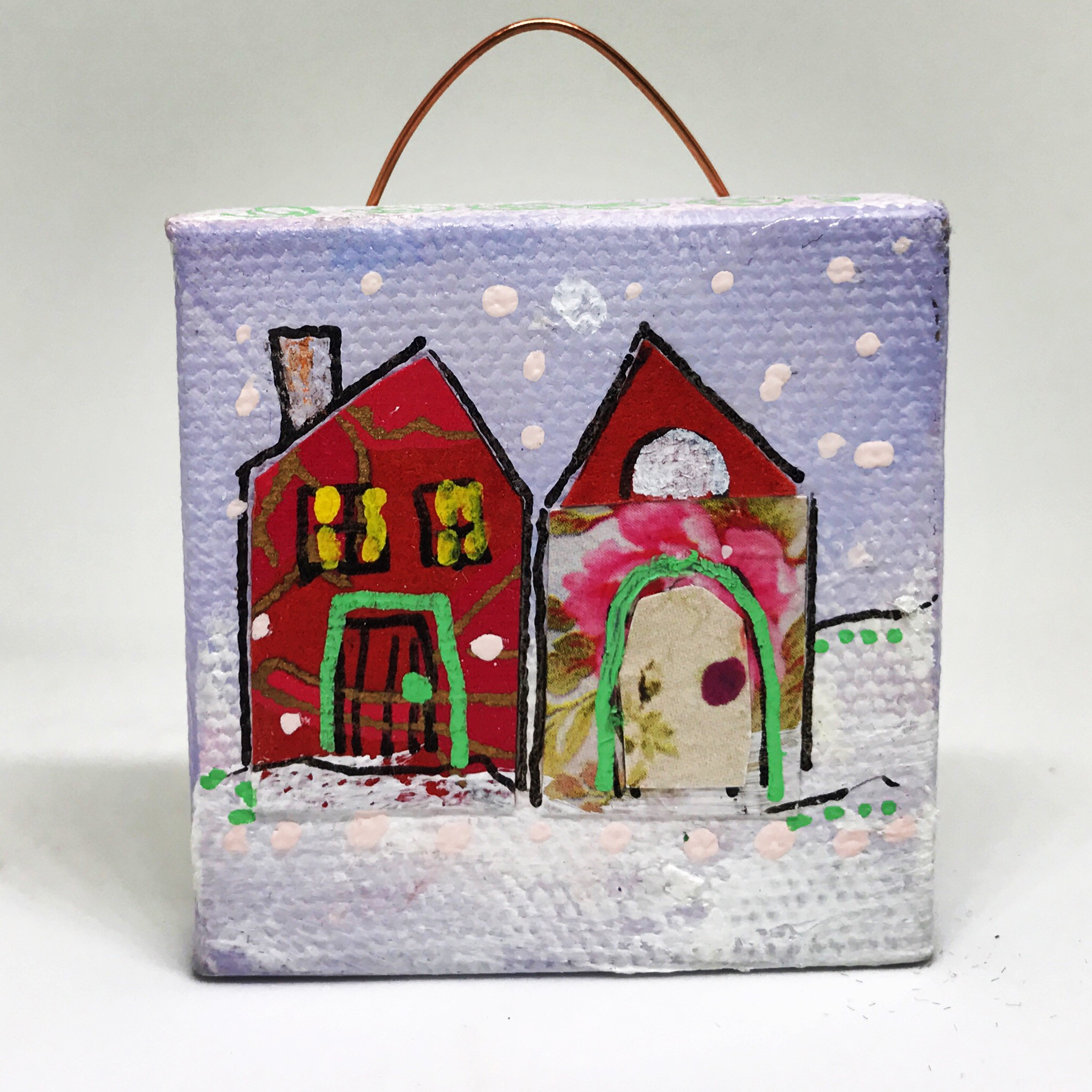 Winter Fairy Houses Nov 9 &16