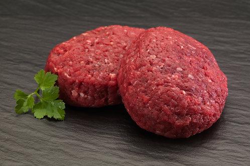 Préparation Hachée pur boeuf Spécial Burger 150g