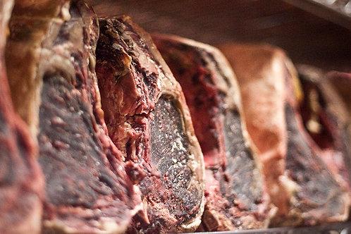 Faux Filet de Boeuf Affiné minimum 70 jours - 100 g