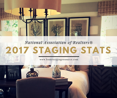 2017 Home Staging Stats | Home Staging