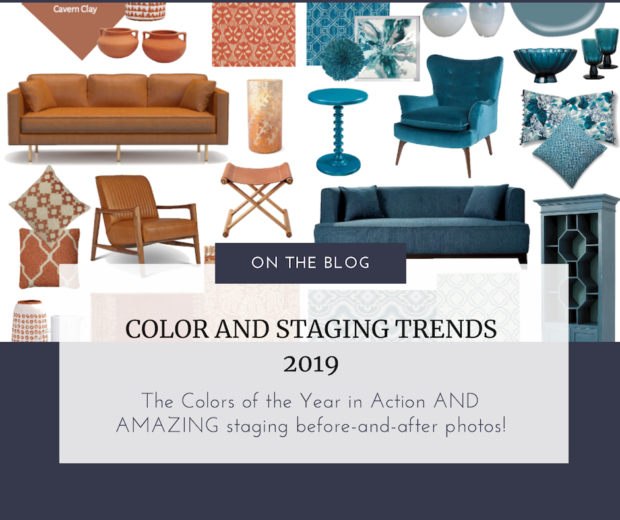 Honored that Gail's Staging and Design's work has been featured in Audra Slinky of HSR's Blog