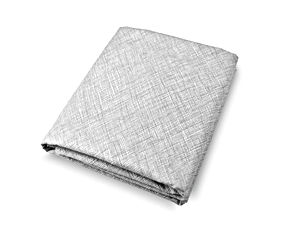Gray white nest Crib Sheet