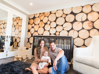 Olli+Lime featured in Vanessa and Nick Lachey's Nursery!