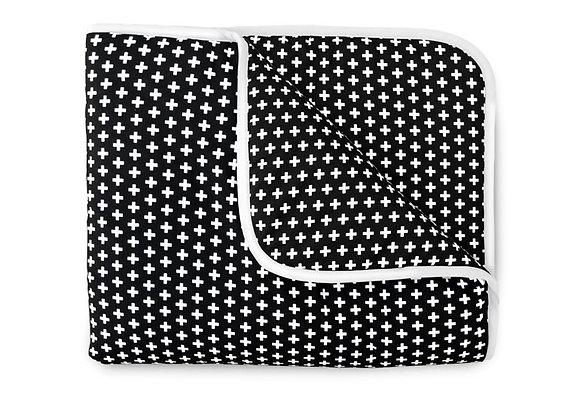 Swiss Cross Baby quilt