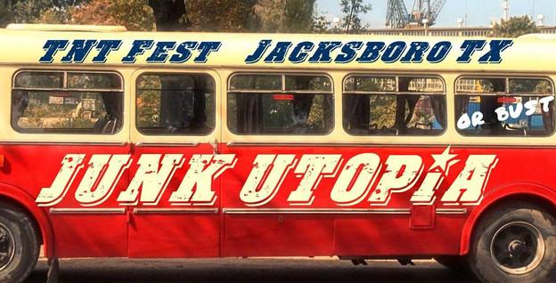 Junk Utopia Jacksboro, TX 2016