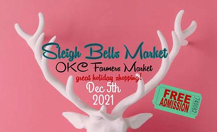 2021 OKC Sleigh Bells Market