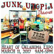 Junk Utopia Shawnee, OK 2017